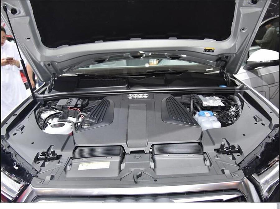全新奥迪Q7 e-tron售92.88万 现车热销