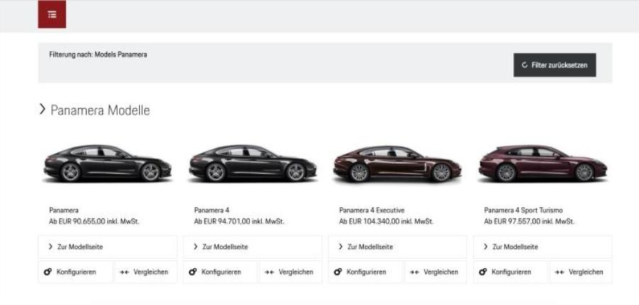 曝保时捷 Taycan售价信息 起售价疑超8万欧元
