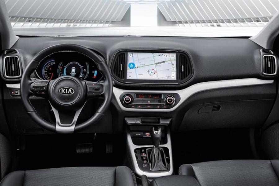 起亚KX3 EV最新消息 有望11月份正式上市