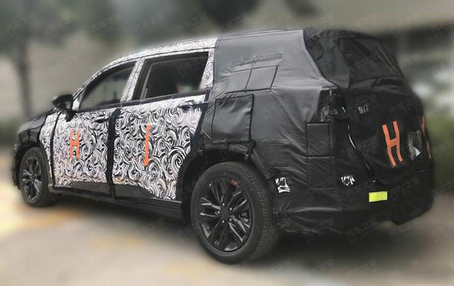 曝雪佛兰FNR-X量产版谍照 有望推出混动车型