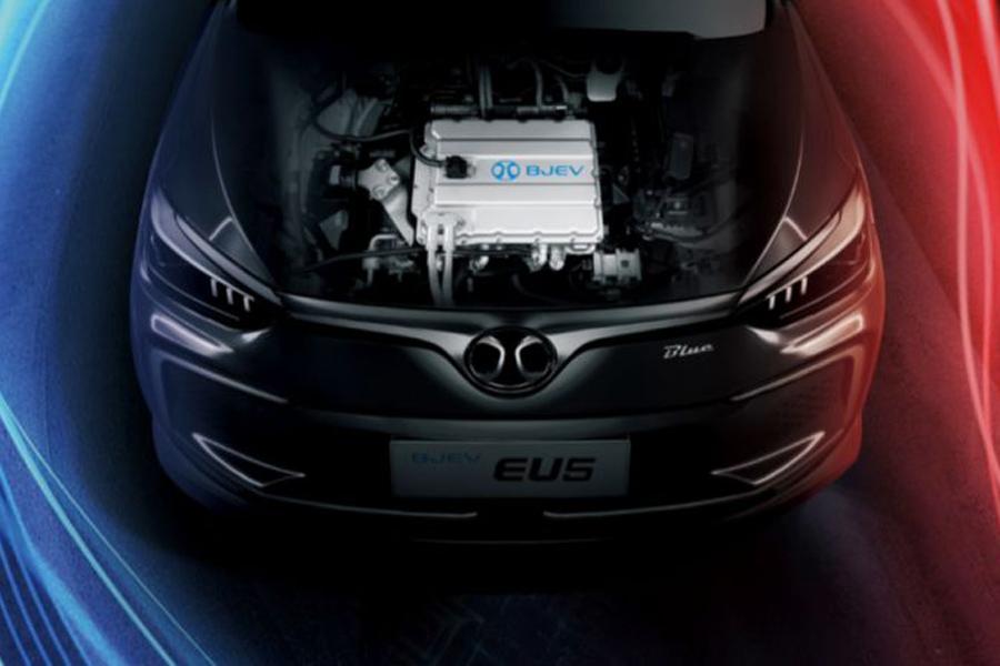 北汽新能源EU5智风版北京价格稳定 现车有售