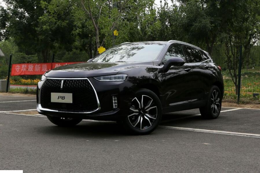 WEY P8成都购车最高优惠1.6万 欢迎到店垂询