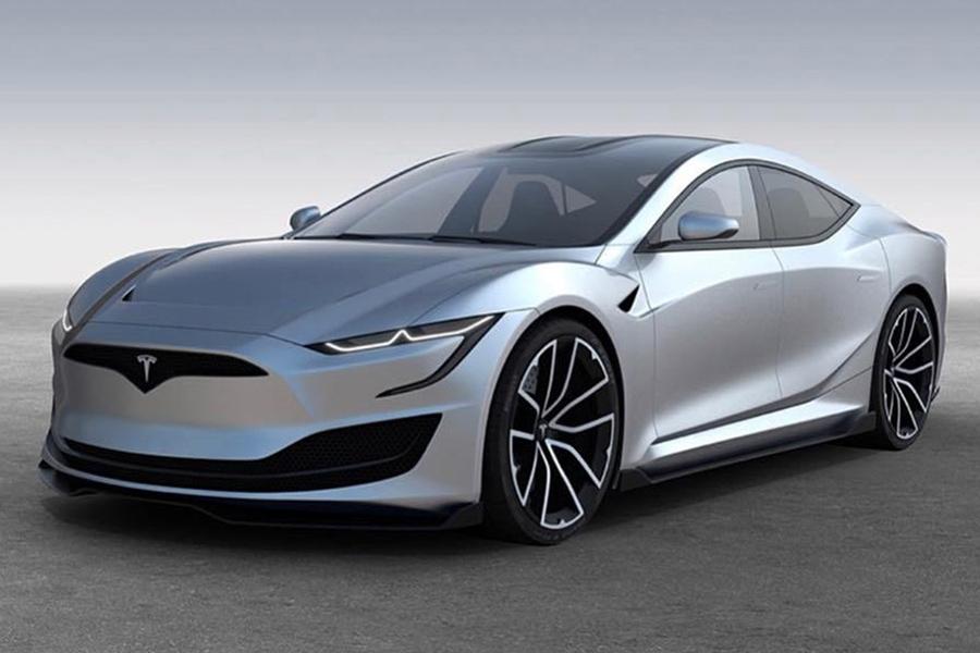 曝特斯拉新款Model S假想图  本周海外新闻一览