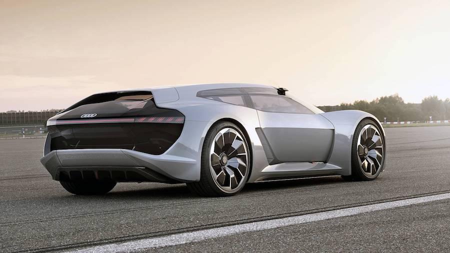限量50台 奥迪将推出纯电动超跑PB18 e-tron