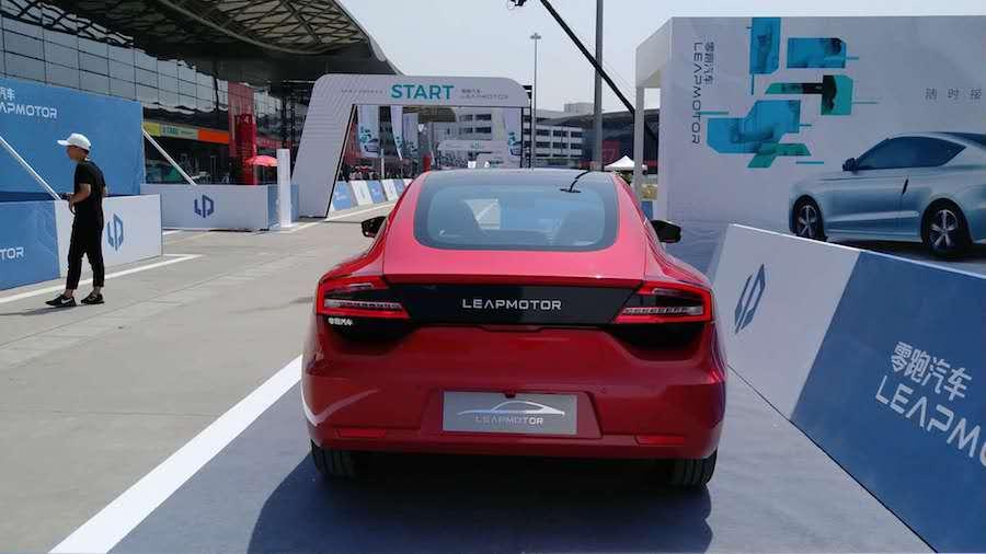 零跑汽车与依威能源合作 构建未来智慧出行