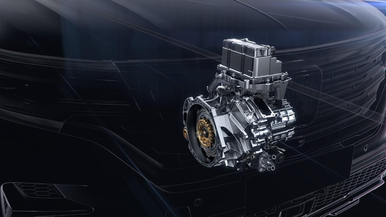 荣威RX5 eMAX动力信息曝光 采用全球首款10速EDU变速箱