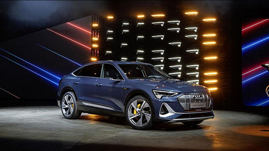奥迪2020年将推20余款新车 含4款新能源车型