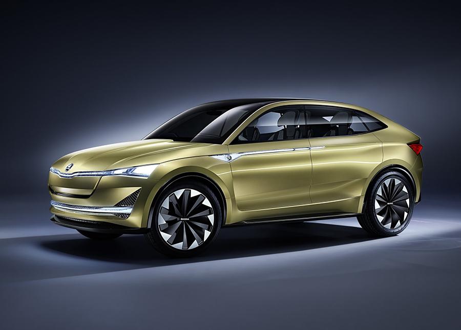 投入20亿欧元 斯柯达再推进新能汽车和出行项目