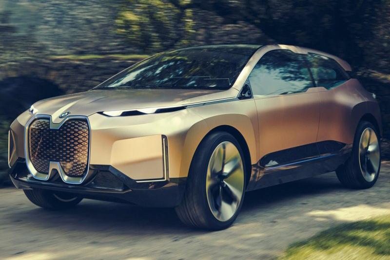 挑战极寒环境 宝马iNEXT原型车赴瑞典测试