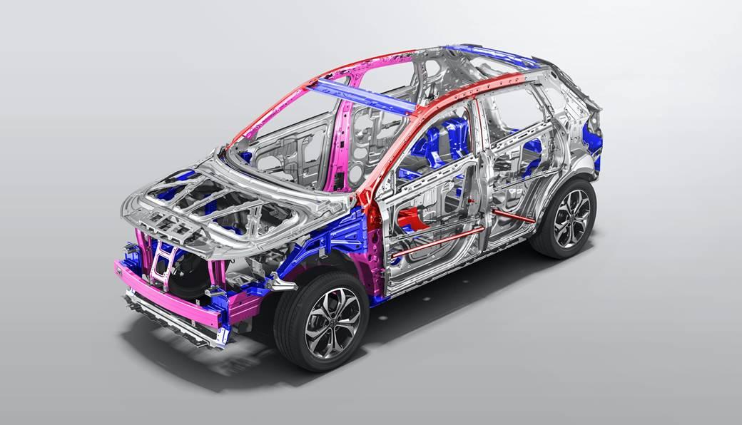 北汽新能源EX5:黑科技带来全新用车体验