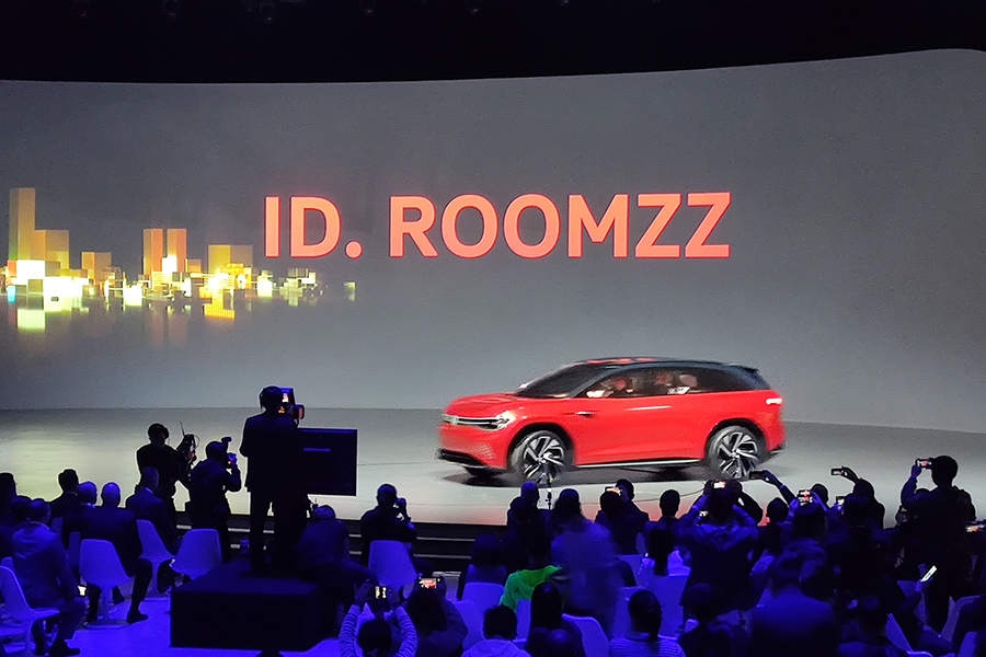 大众ID. ROOMZZ发布 将于两年后登陆中国