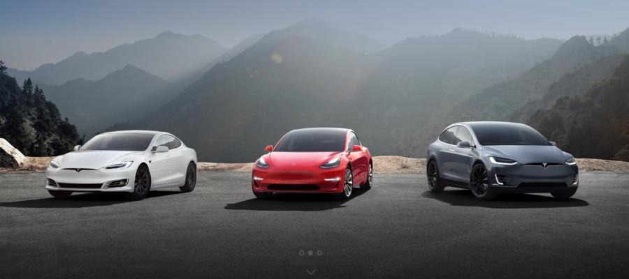 最高降价3.4万元 特斯拉多款车型售价调整