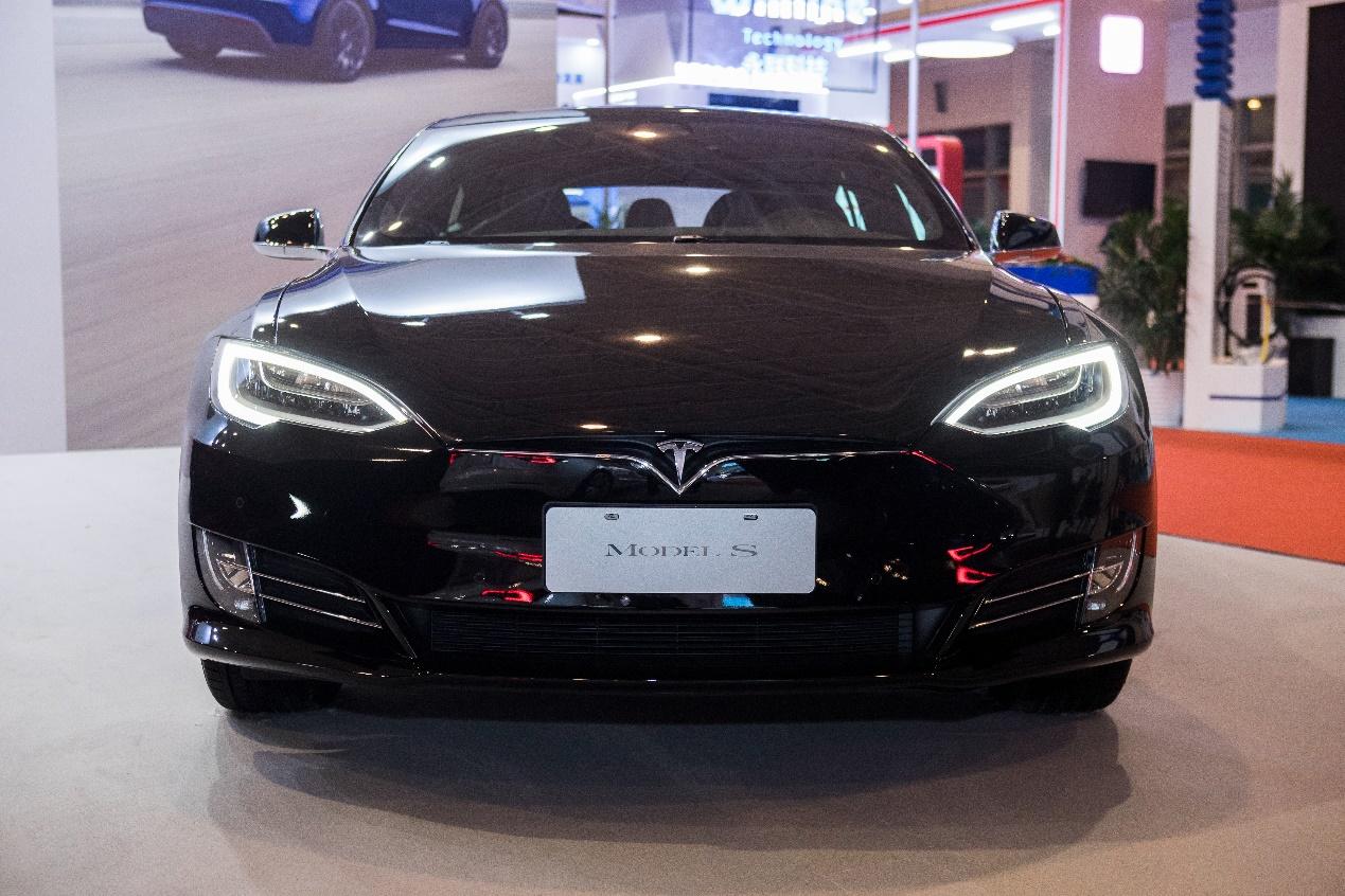 全系车型亮相 特斯拉参展中国(北京)国际电动车博览会