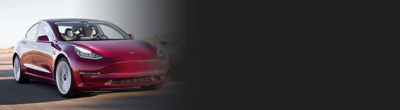 Model 3被美國《消費者報告》評為2020年最佳電動汽車