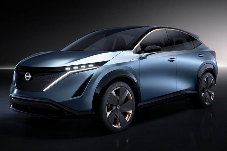 日产汽车:从概念到现实,仅有一步之遥