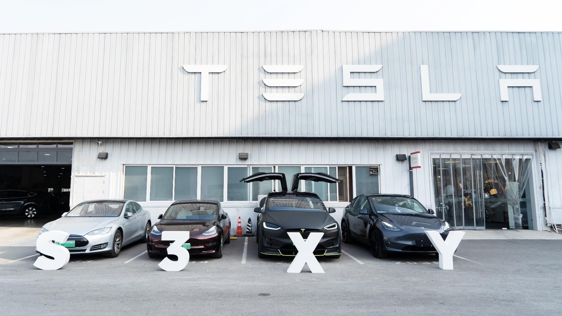 送车上门 特斯拉中国制造Model Y在北京开始交付
