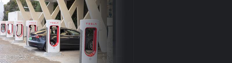 河南第26座超充站 特斯拉最新V3超級充電站落戶開封