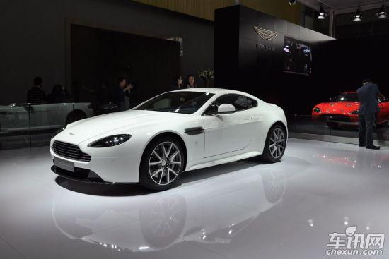 <b>阿斯顿·马丁登陆中国昆明国际汽车博览会</b>