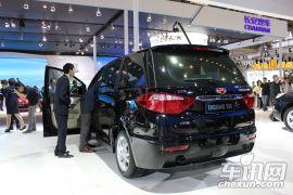 吉利汽车-EV8