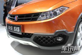 吉利汽车-SX5