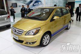 北京汽车-E系列混合动力