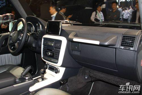 奔驰G级AMG高清图片
