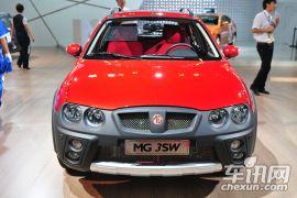 上海汽车-名爵MG 3SW-野酷 1.8L CVT舒适型