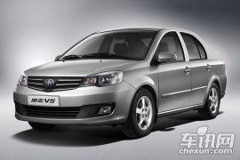 天津一汽-威志V5-1.5L 标准型