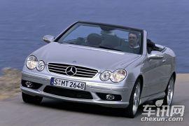 奔驰-奔驰CLK级(进口)-CLK 200K 双门轿跑车