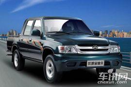 长城汽车-金迪尔-2.8T豪华型大双排GW2.8TC-2
