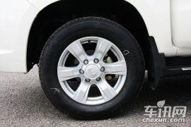 吉奥汽车-奥轩G5-2.4 四驱 手动精英版