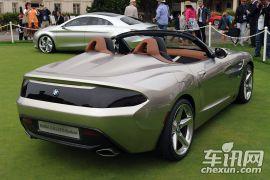宝马-Zagato roadster海外实拍