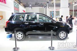 奇瑞汽车-威麟X5
