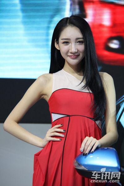 长安马自达1号车模