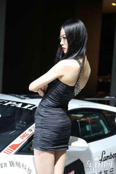 兰博基尼3号车模