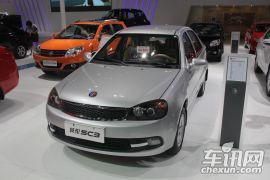 吉利汽车-英伦SC3