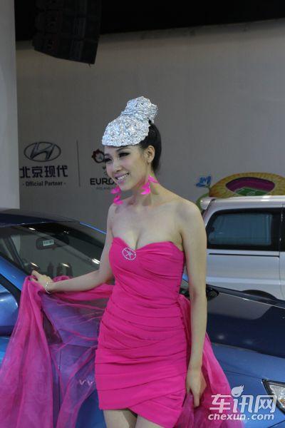 江淮汽车3号车模