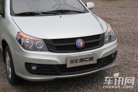 吉利汽车-英伦SC6-1.5L MT 尊贵型