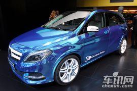 奔驰-奔驰B级电力驱动概念