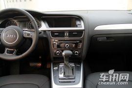 奥迪-奥迪A4-allroad-40 TFSI allroad quattro 舒适型