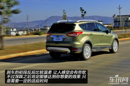 福特翼虎2015最新款报价及图片现车优惠9万