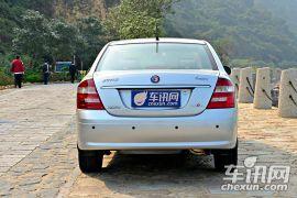 吉利汽车-英伦SC7-1.8L 自动尊贵型