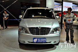 双龙汽车-路帝-SV270 RH超豪华型