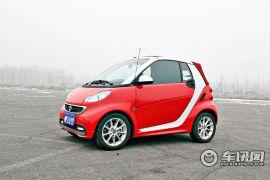 Smart-smart fortwo-1.0T 硬顶激情领航版