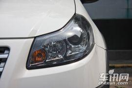 长安铃木-天语SX4-1.6L 手动基本型 锐骑版