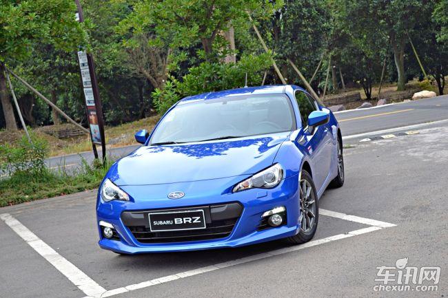 斯巴鲁brz汽车平价销售中 售价26.9万起高清图片