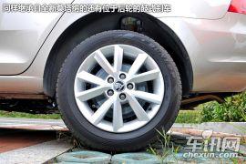 试驾上海大众斯柯达昕锐 桑塔纳亲兄弟