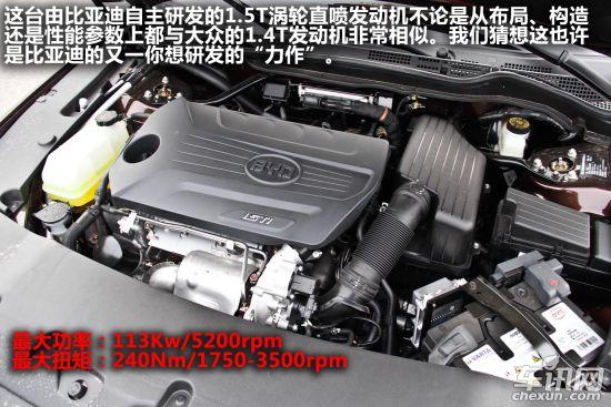 比亚迪1.5t发动机图解