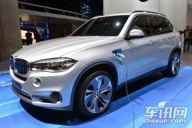 宝马-宝马X5电驱动概念车