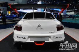雪铁龙-WTCC赛车